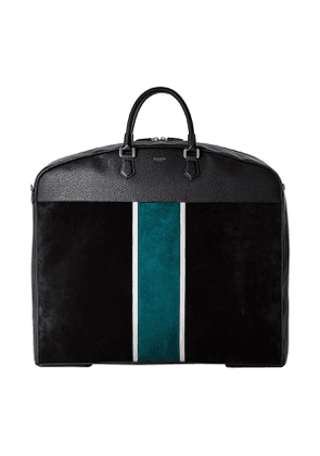 Black & Forest Green Suit Carrier