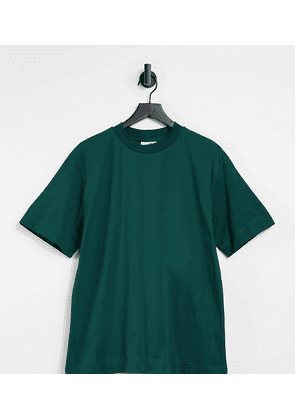 COLLUSION t-shirt in emerald green