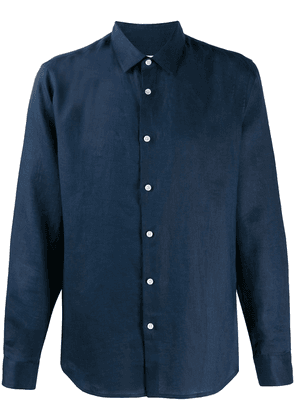 Sandro Paris relaxed fit shirt - Blue