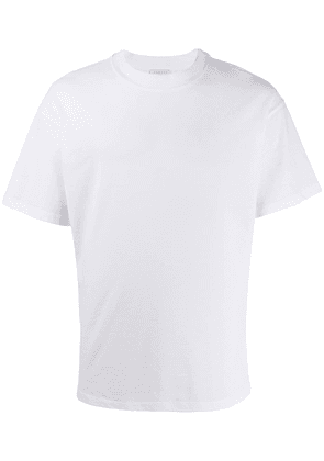 Sandro Paris short-sleeve fitted T-shirt - White