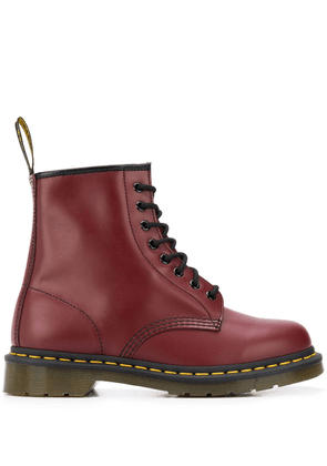 Dr. Martens 1460 combat boots - Red