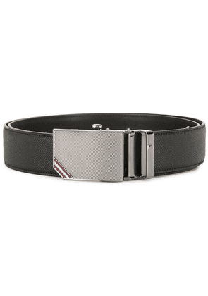 Bally leather buckle belt - Black