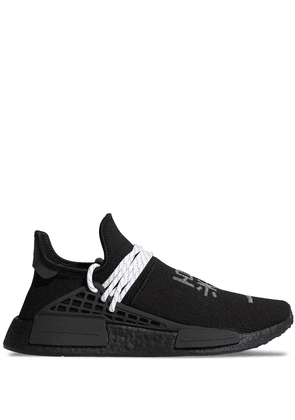 adidas by Pharrell Williams black HU NMD sneakers