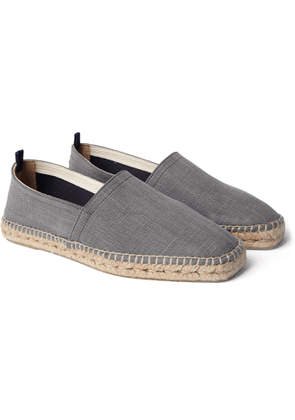 Castañer - Pablo Canvas Espadrilles - Men - Gray
