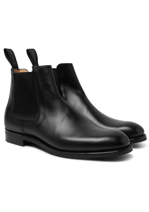 Cheaney - Godfrey Leather Chelsea Boots - Men - Black - UK 9.5