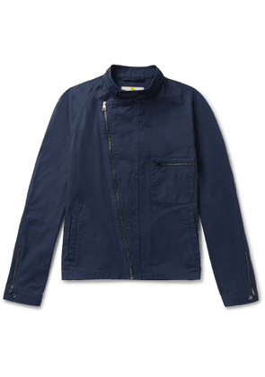 Connolly - Goodwood Cotton-Twill Jacket - Men - Blue
