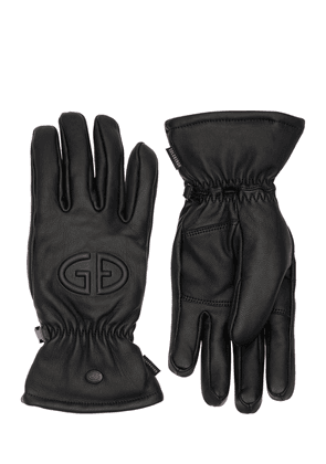 Freeze Leather Ski Gloves