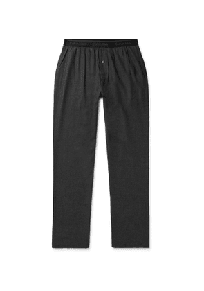 Calvin Klein Underwear - Cotton-Blend Pyjama Trousers - Men - Gray
