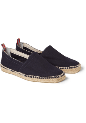 Castañer - Pablo Canvas Espadrilles - Men - Blue