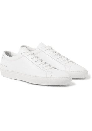 Common Projects - Original Achilles Leather Sneakers - Men - White