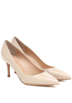 Gianvito 70 leather pumps