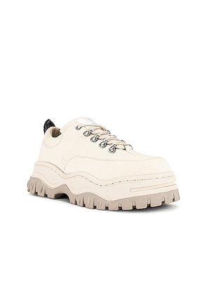 Eytys Angel Canvas in Ecru - White,Neutral. Size 40 (also in 41, 42, 43, 44, 45).
