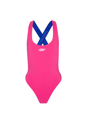Stretch-jersey swimsuit