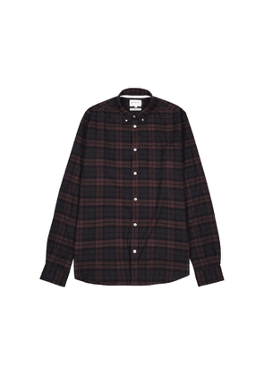Norse Projects Anton Checked Flannel Shirt