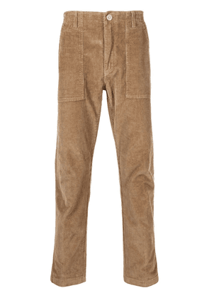 Department 5 corduroy four-pocket trousers - Brown