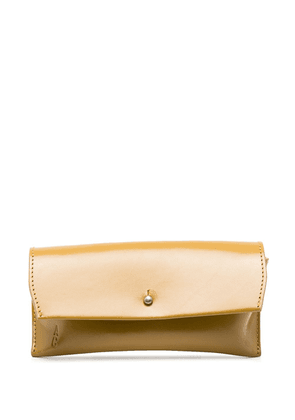 Ally Capellino pocket pouch - Yellow