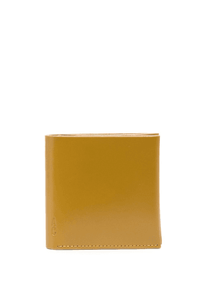Ally Capellino bifold wallet - Yellow