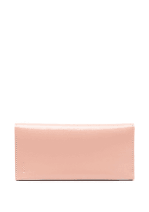 Ally Capellino folded wallet - Pink