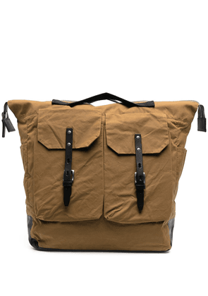 Ally Capellino Frank rucksack - Brown