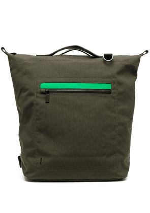 Ally Capellino Hoy travel backpack - Green