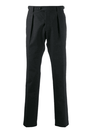 Bellerose side buckle trousers - Grey