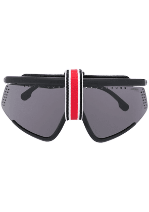 Carrera oversized mask sunglasses - Black