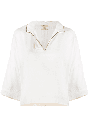 Bellerose LA-BAS Blouse - White