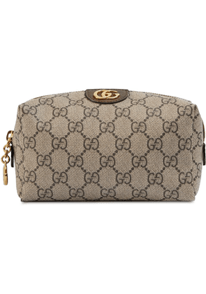 Gucci Ophidia GG cosmetic case - Neutrals