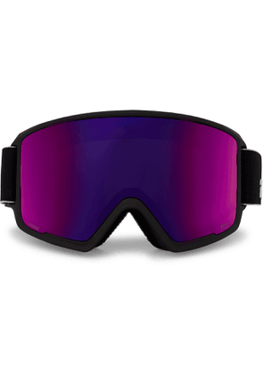 ANON - M3 Ski Goggles and Stretch-Jersey Face Mask - Men - Black