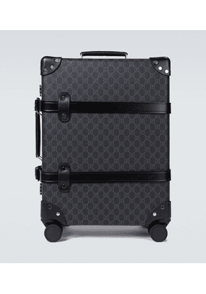 Globe-Trotter x Gucci GG carry-on suitcase