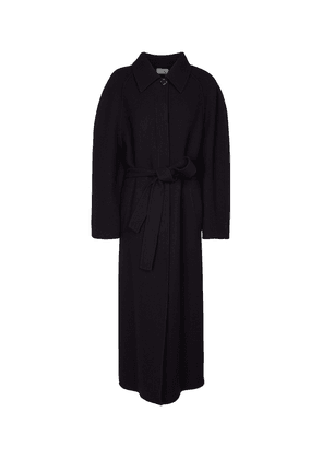 Arlo wool and cashmere-blend coat