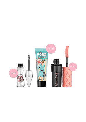 Benefit Cosmetics Beauty Thrills Holiday Set in Beauty: NA.