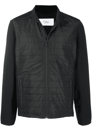 Aztech Mountain Smuggler quilted bomber jacket - Black