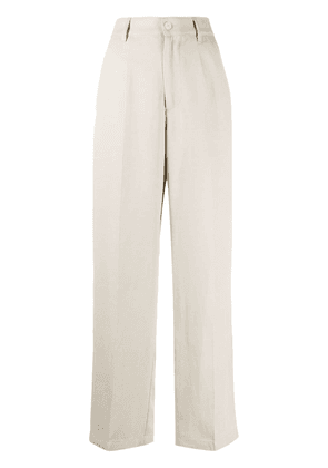 Barena high waisted trousers - Neutrals