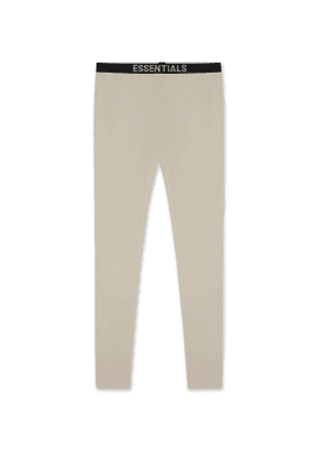 Fear of God Essentials - Tapered Cotton-Blend Jersey Sweatpants - Men - Brown