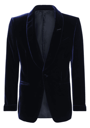 Viscose & Cupro Cocktail Jacket