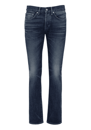 Comfort Slim Denim Jeans