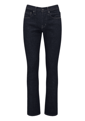 Slim Fit Stretch Denim Pants