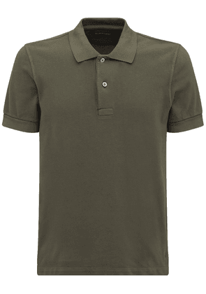 Garment Dyed Cotton Polo