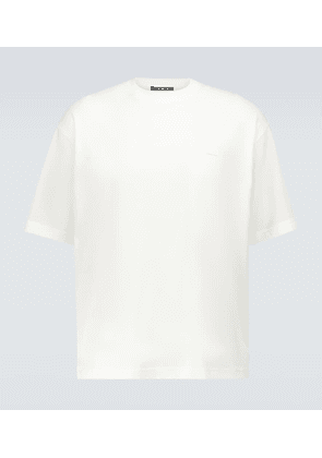 Exford Face Patch cotton T-shirt