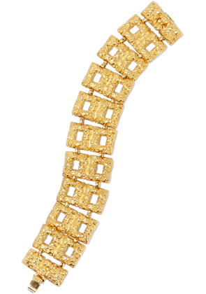 Ben-amun 24-karat Gold-plated Bracelet Woman Gold Size --