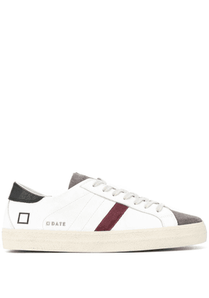 D.A.T.E. Hill colour-block leather sneakers - White