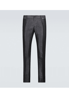 Exclusive to Mytheresa – faille moiré formal pants