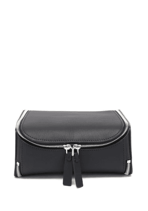Bonastre - Zip-around Leather Washbag - Mens - Black