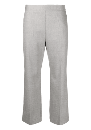 Altea cropped tailored trousers - Grey