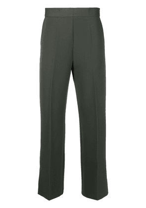 Altea cropped tailored trousers - Green
