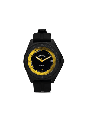 Bamford Watch Department Mayfair Date 40mm - Yellow