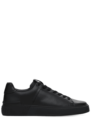 B Court Leather Low Top Sneakers