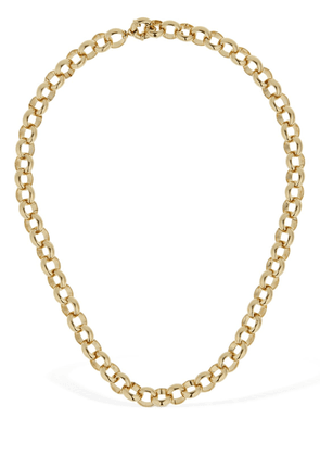 Irma Lace Short Chain Necklace