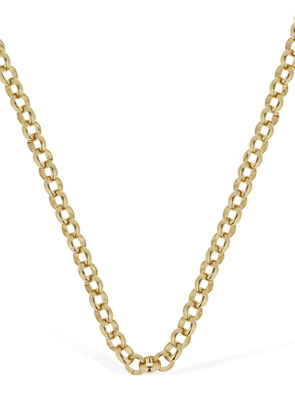 Irma Lace Long Chain Necklace